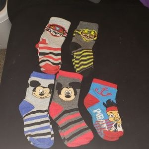 Other - Little boys socks size small